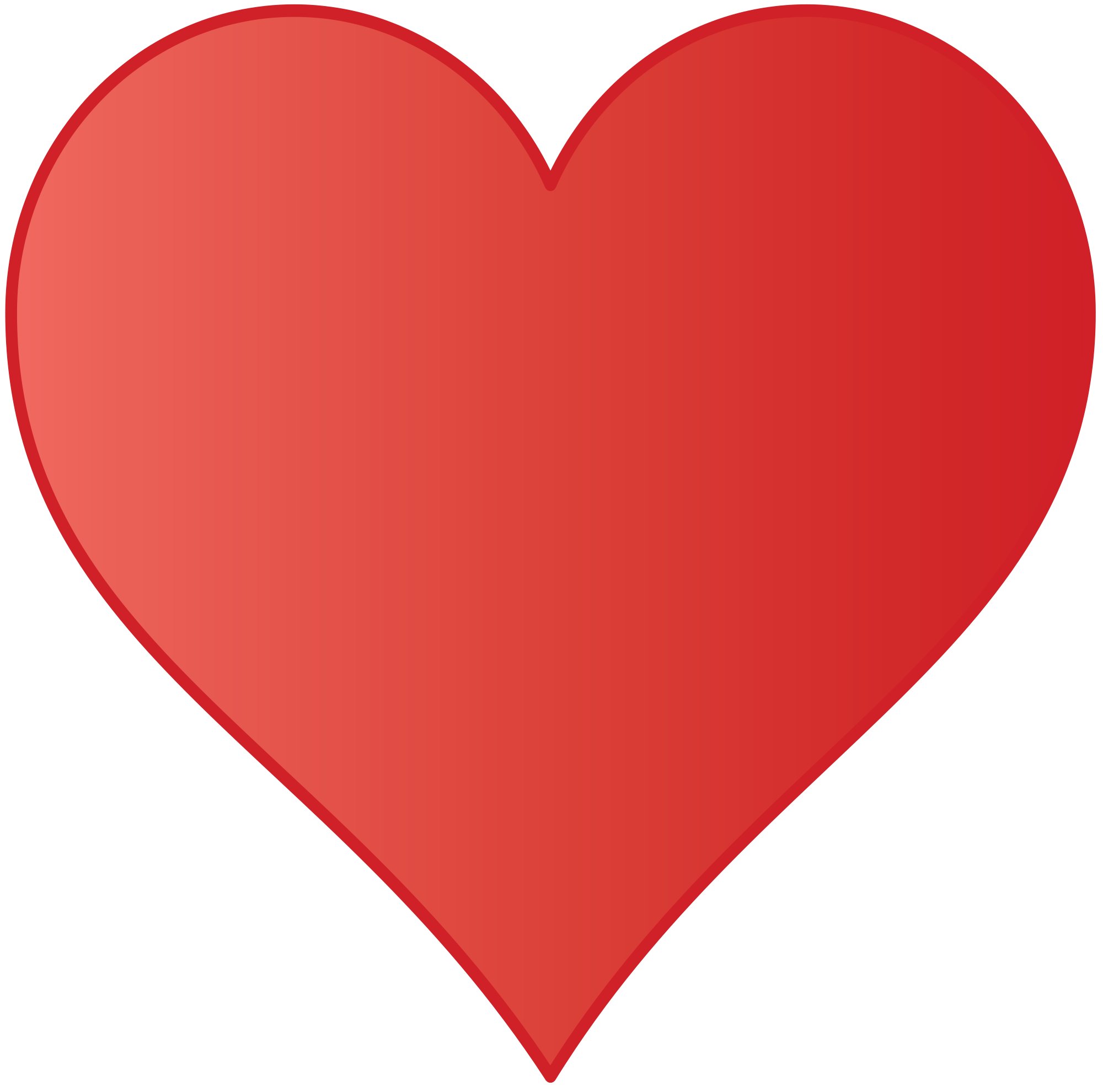 Cuore kyocenter for Clipart cuore